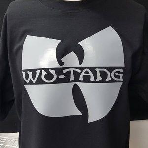 Wu-Tang graphic band t-shirt